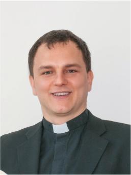 Rev Dr Lukasz Mazurek, MIC